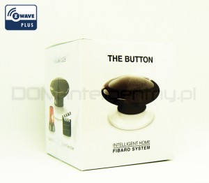 Fibaro The Button Black FGPB-101-2